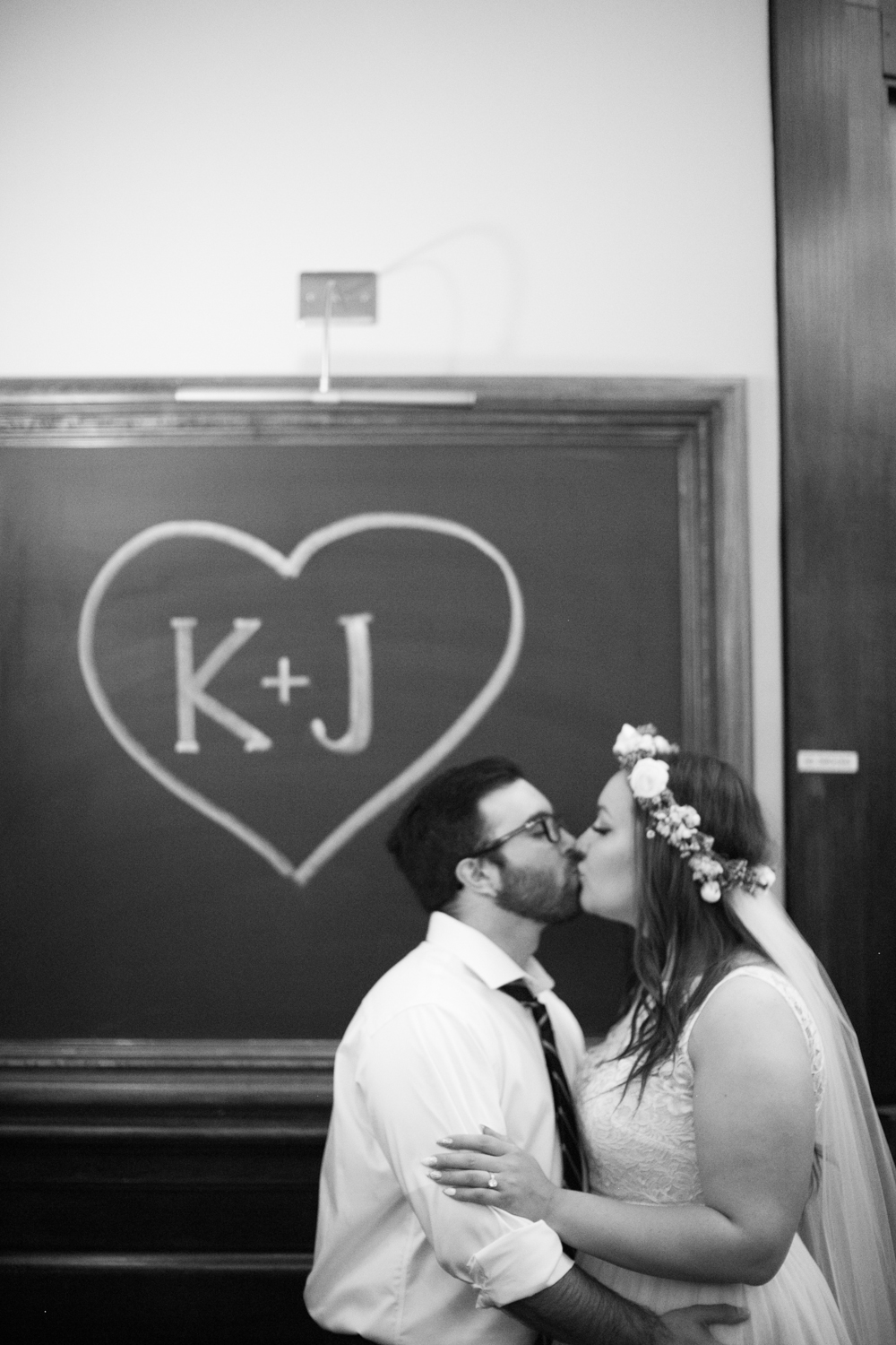 Intimate Wedding Photos in NYC