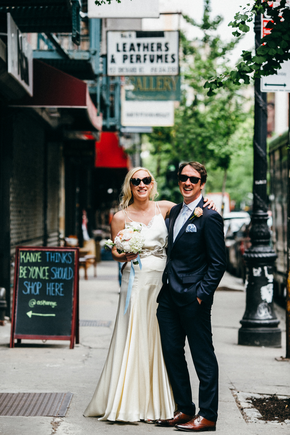 Elegant NYC Elopement