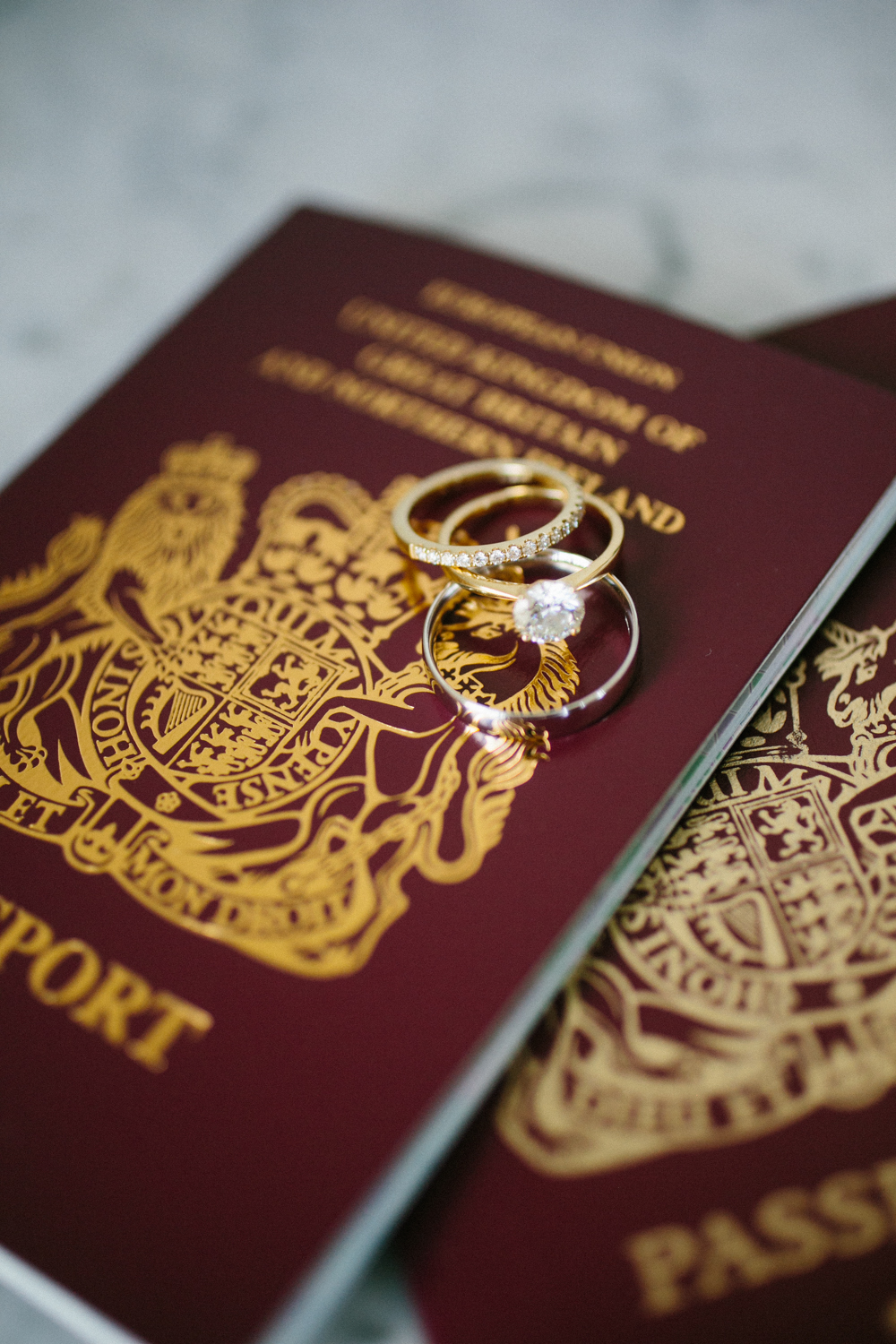 Eloping to NYC from the UK