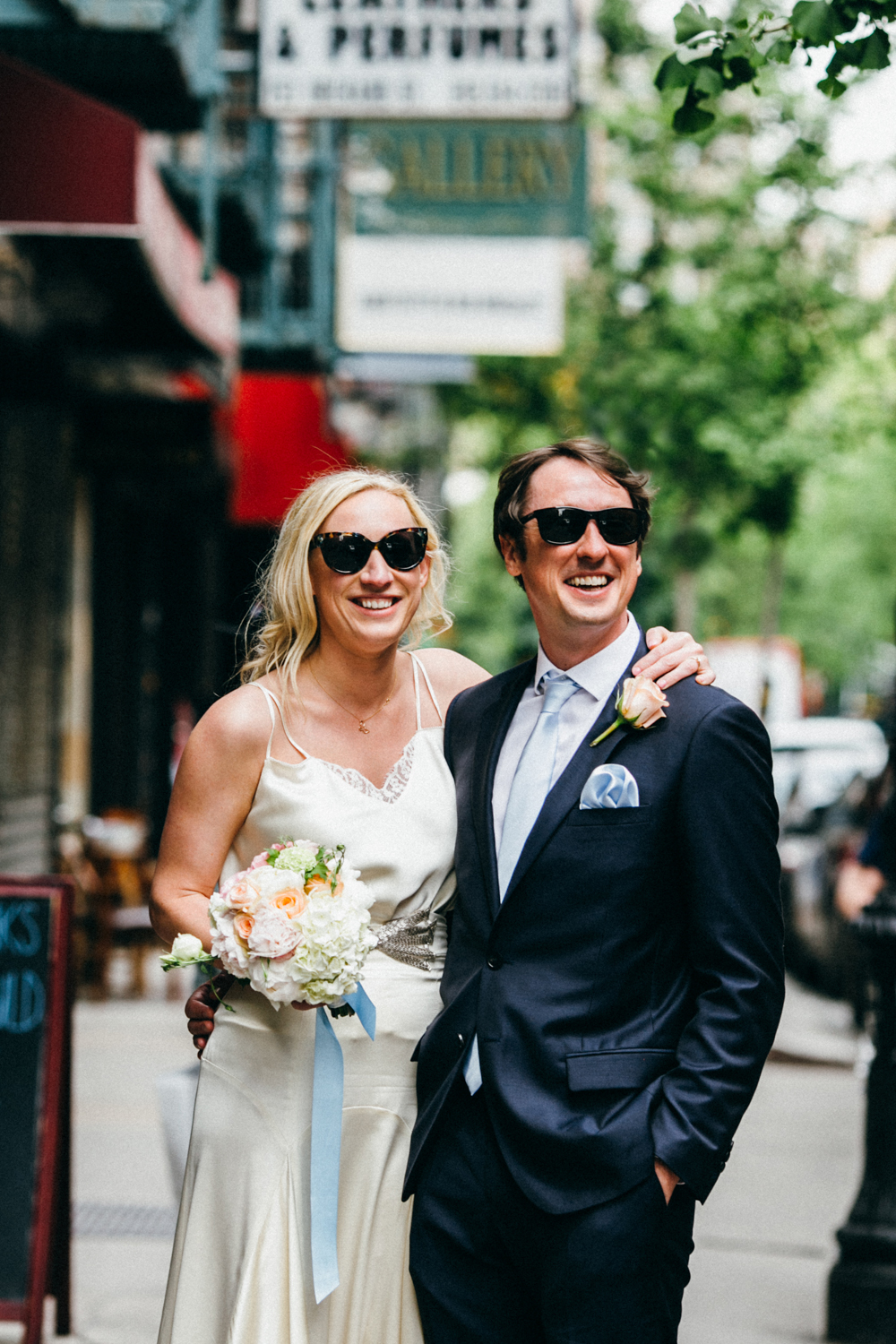 Kate and Rob Eloped in NYC