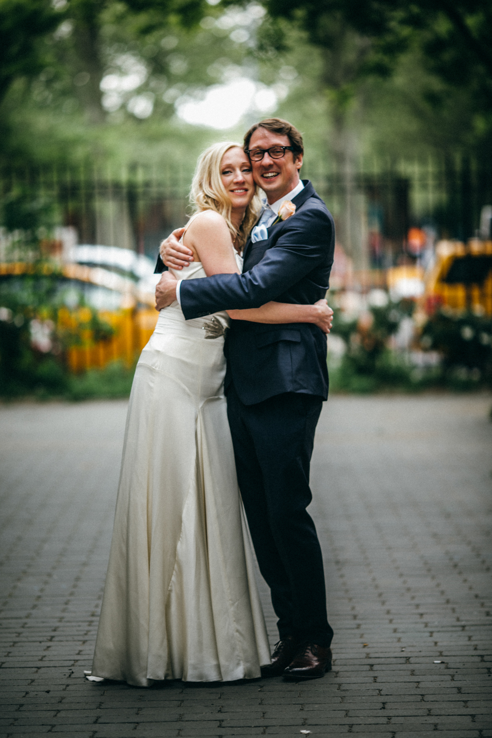 Elopement in SoHo NYC