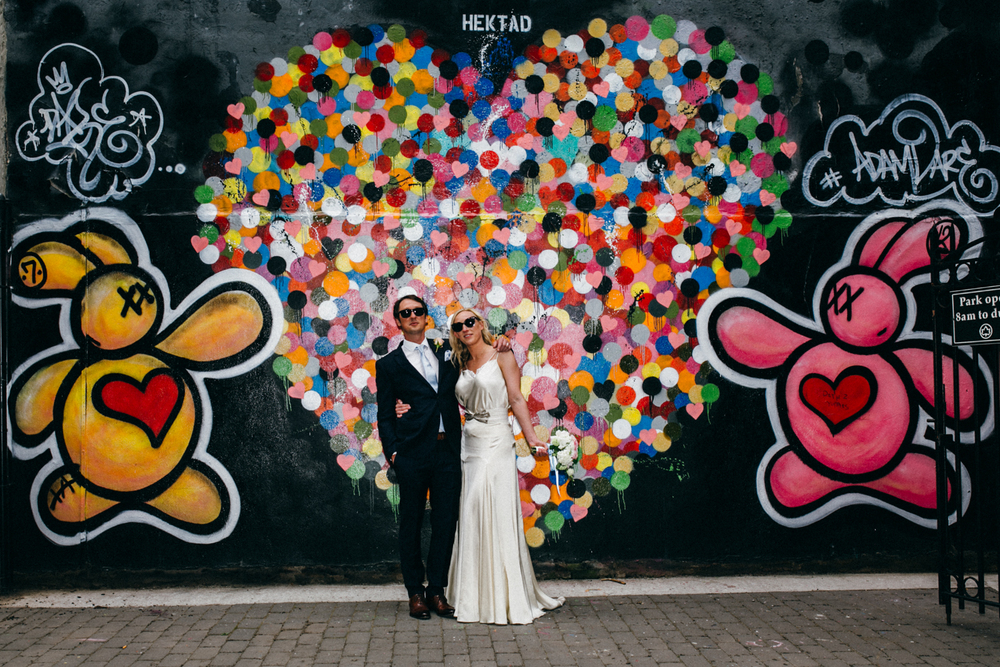 A Chic Elopement in SoHo Manhattan