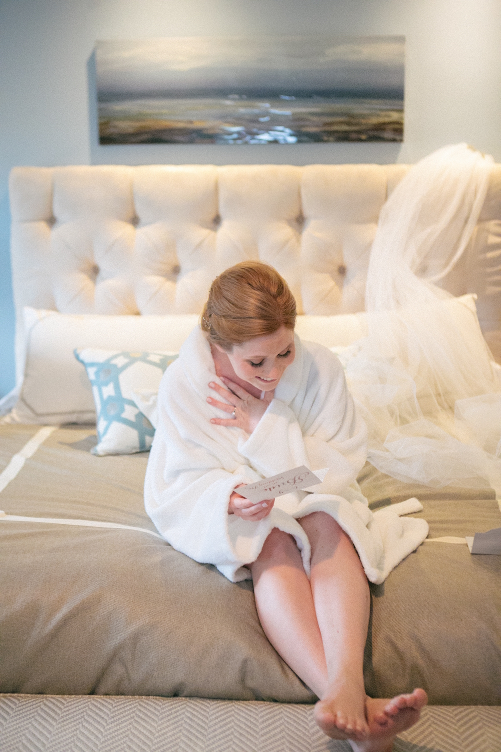 Larchmont Shore Club bridal suite