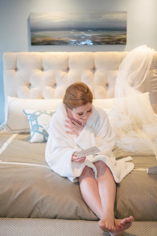 Larchmont Shore Club bridal suite
