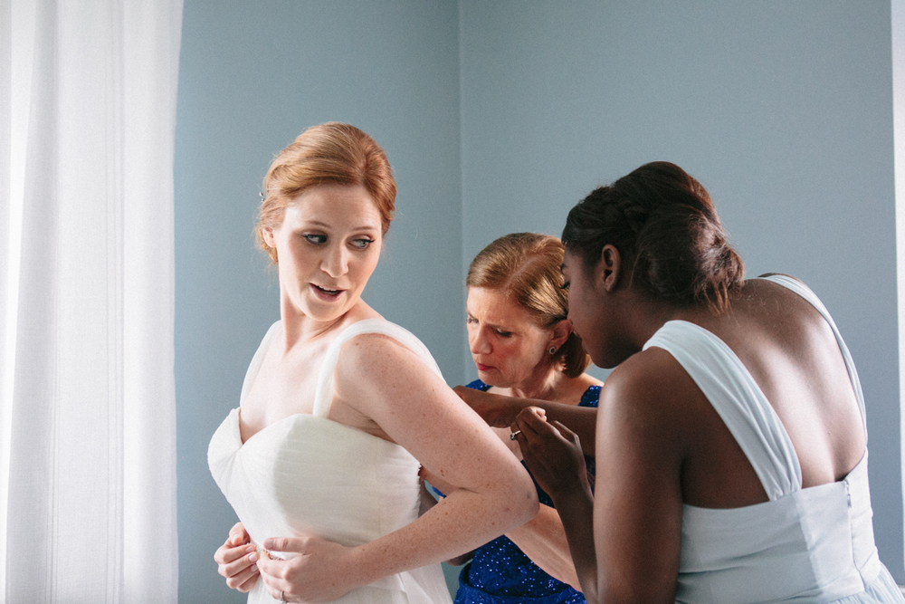 Larchmont Shore Club bridal prep