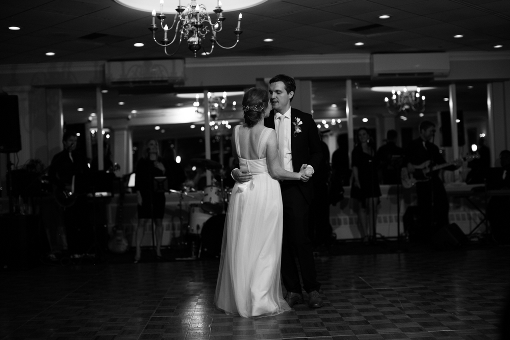 Larchmont Shore Club Wedding Reception Photos