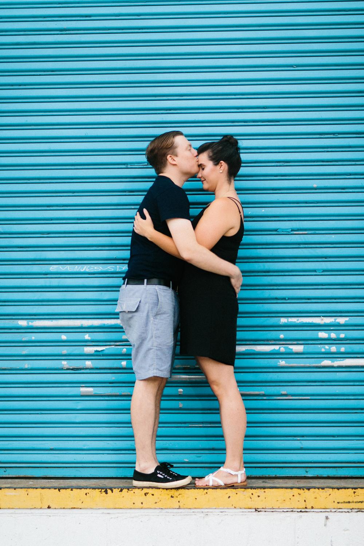 Gowanus Engagement Photographer