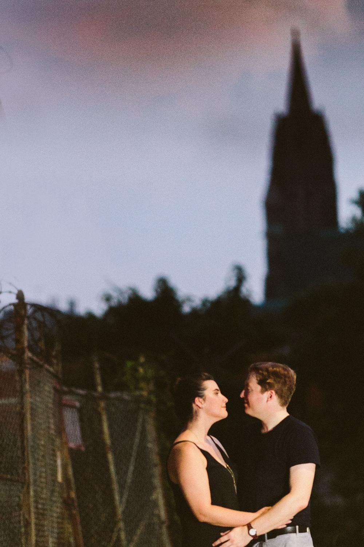 Gowanus Engagement Photos