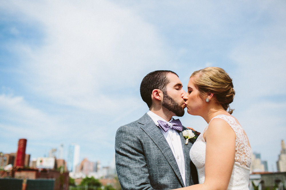 Gowanus Bridge wedding photos