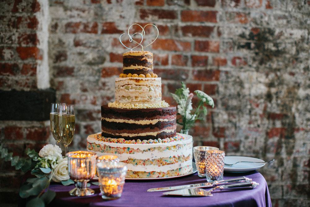 Momofuku wedding cake Brooklyn