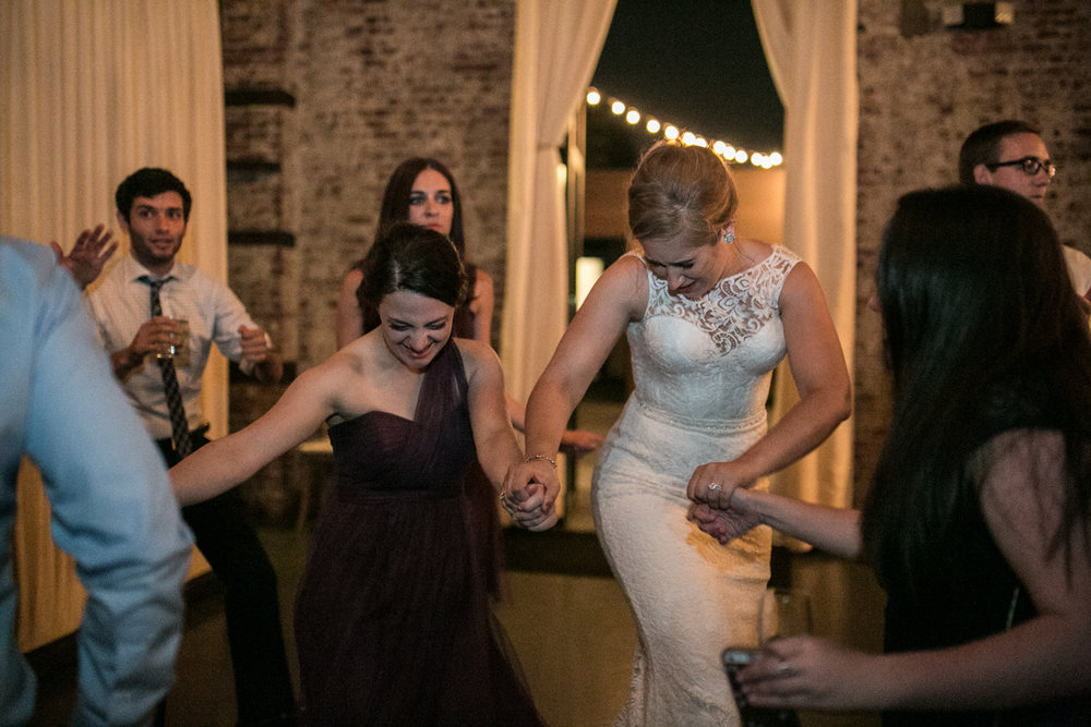 Dancing the Hora Brooklyn Wedding Photographer