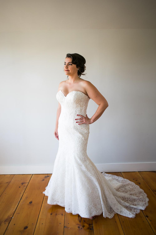Classic Bridal Portrait