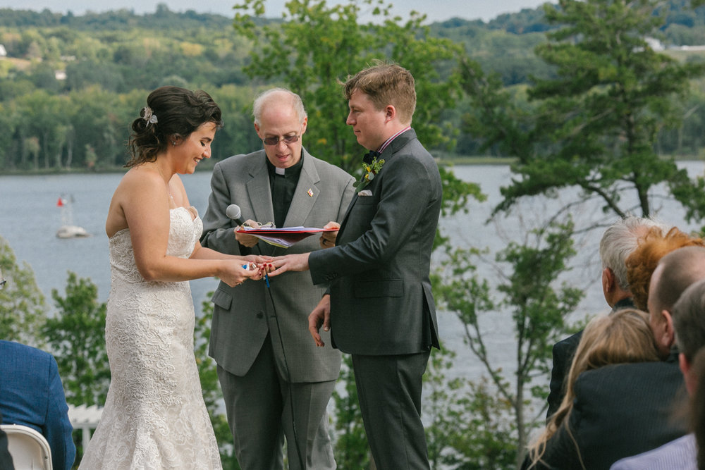 shakespeare on the hudson wedding