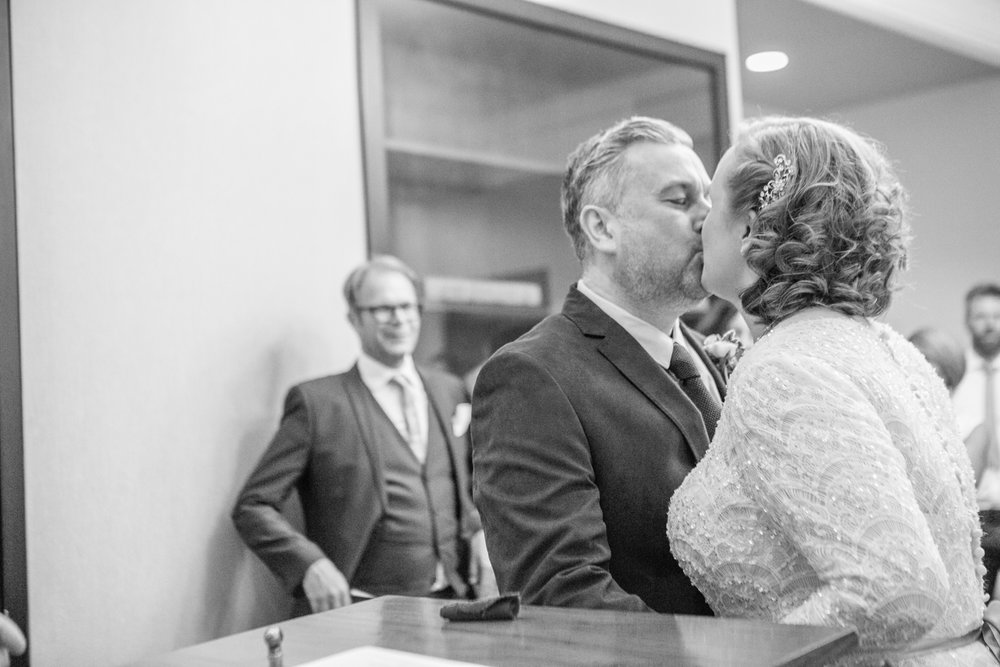 City Hall Wedding NYC