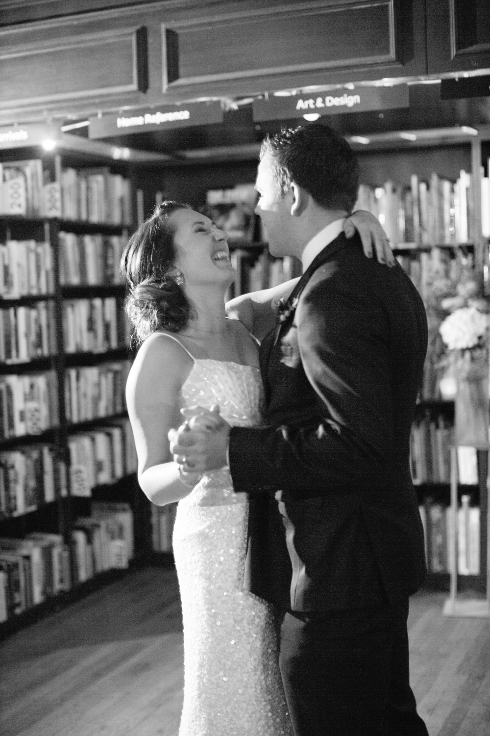 Housing Works Bookstore Wedding Photos