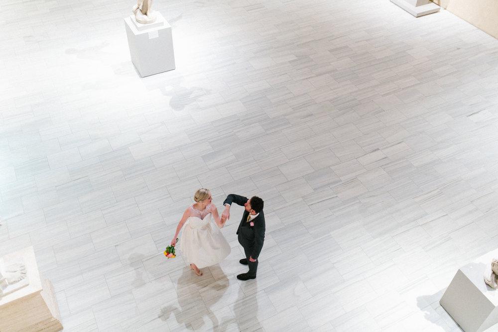 Metropolitan Museum of Art Wedding