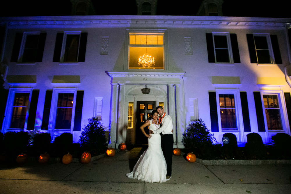 Mansion on Broadway wedding