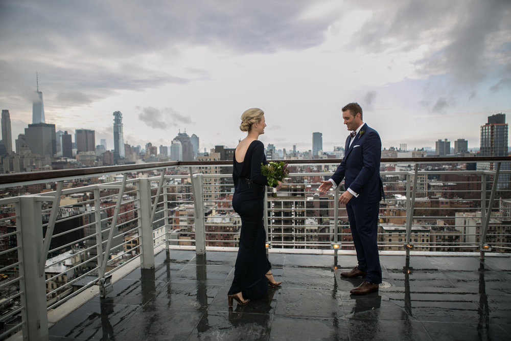 the Hotel on Rivington Elopement Photos