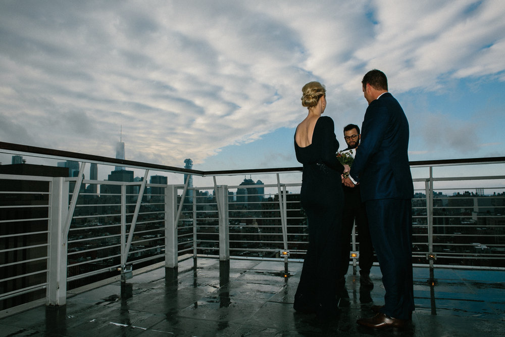 Manhattan elopement photographer