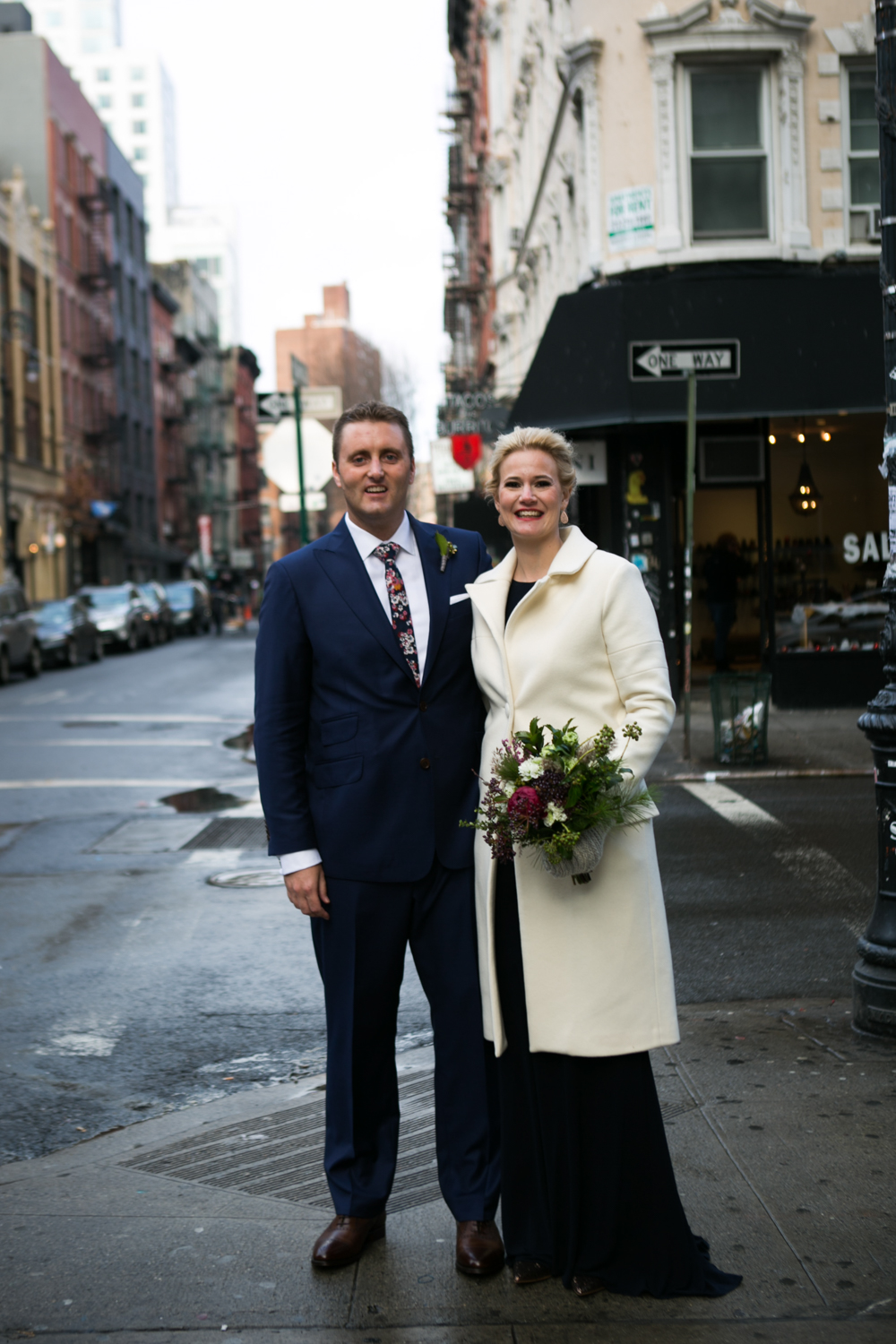 New York City Elopement Photographer