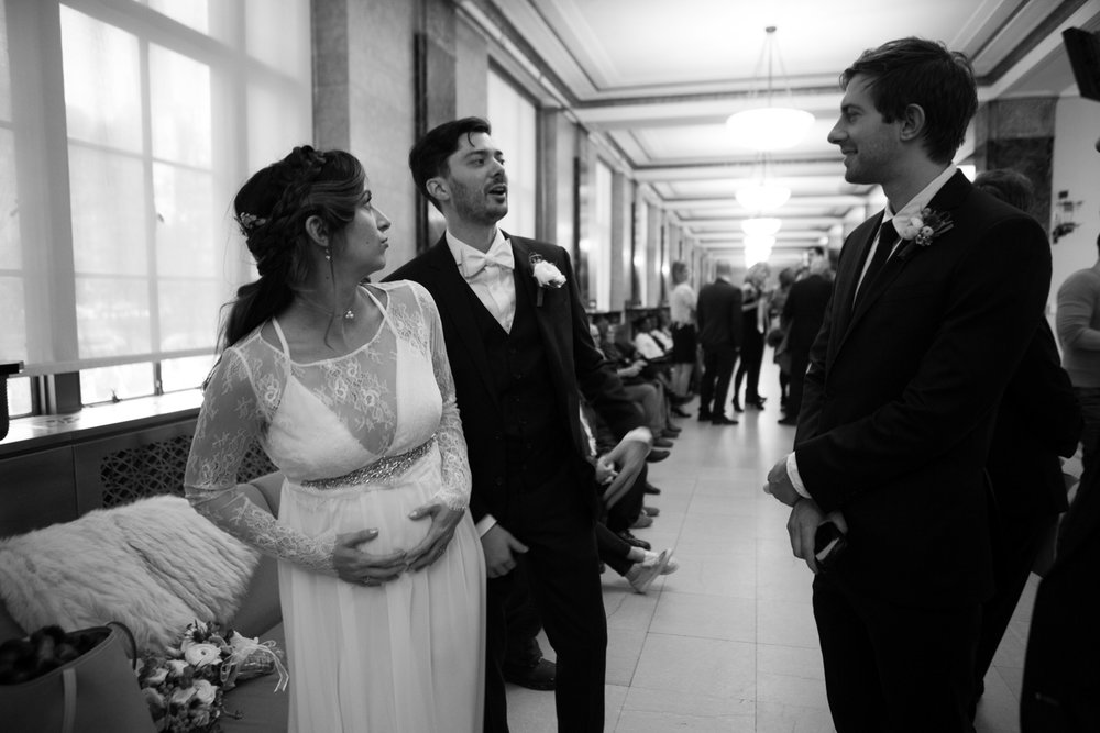 Manhattan Marriage Bureau Wedding Photos