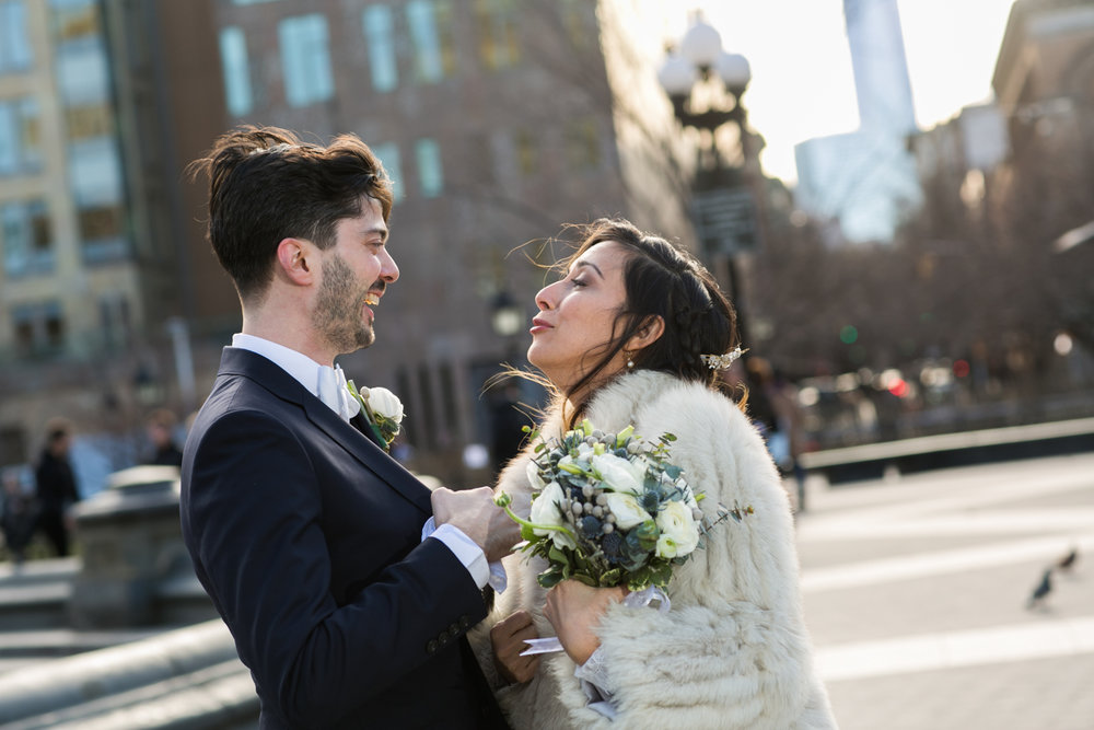 City Hall Wedding Photographer New York City 43.jpg