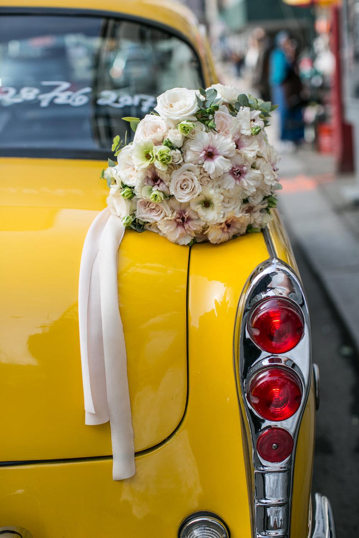 City Girl Florist Bouquet