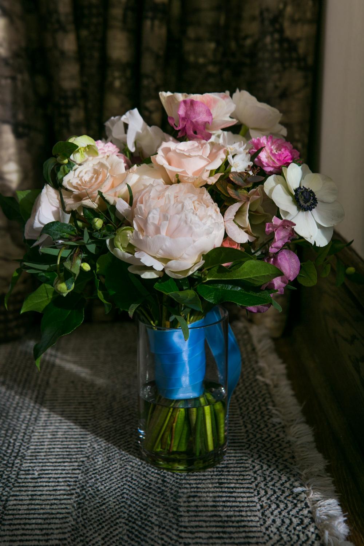 Bride's bouquet by Sprout Home Floral Design