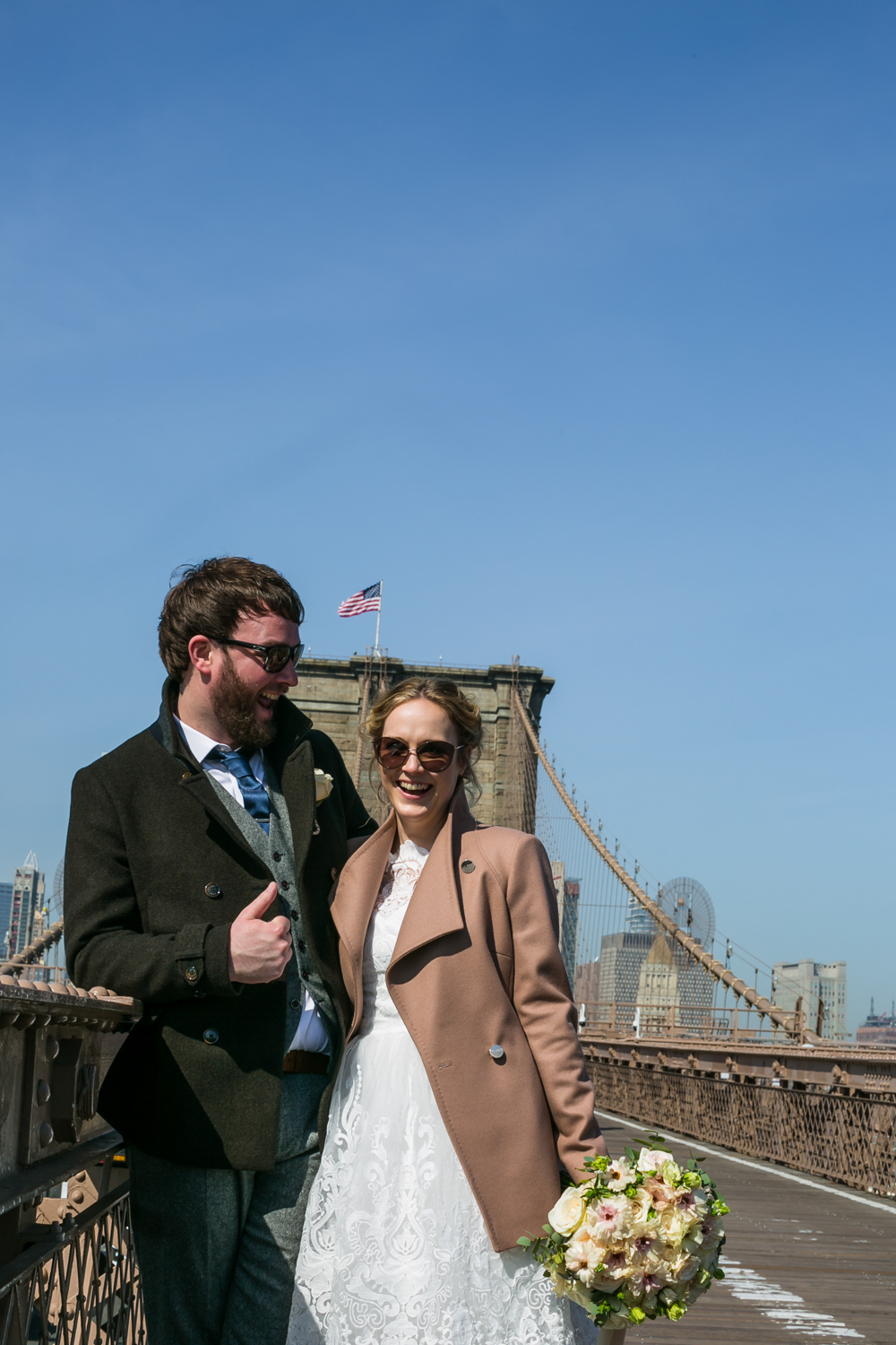 NYC Elopement photography