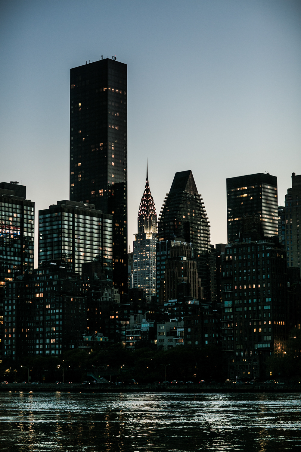Photography of NYC skyline