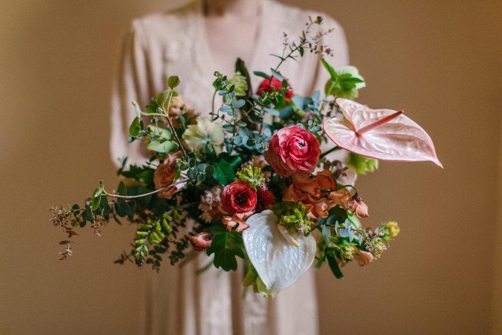 Luxury Bridal Bouquet NYC