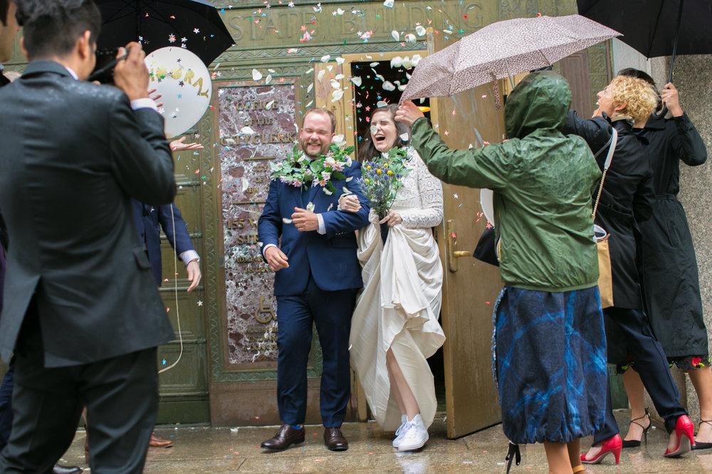 Manhattan Marriage Bureau Wedding photos