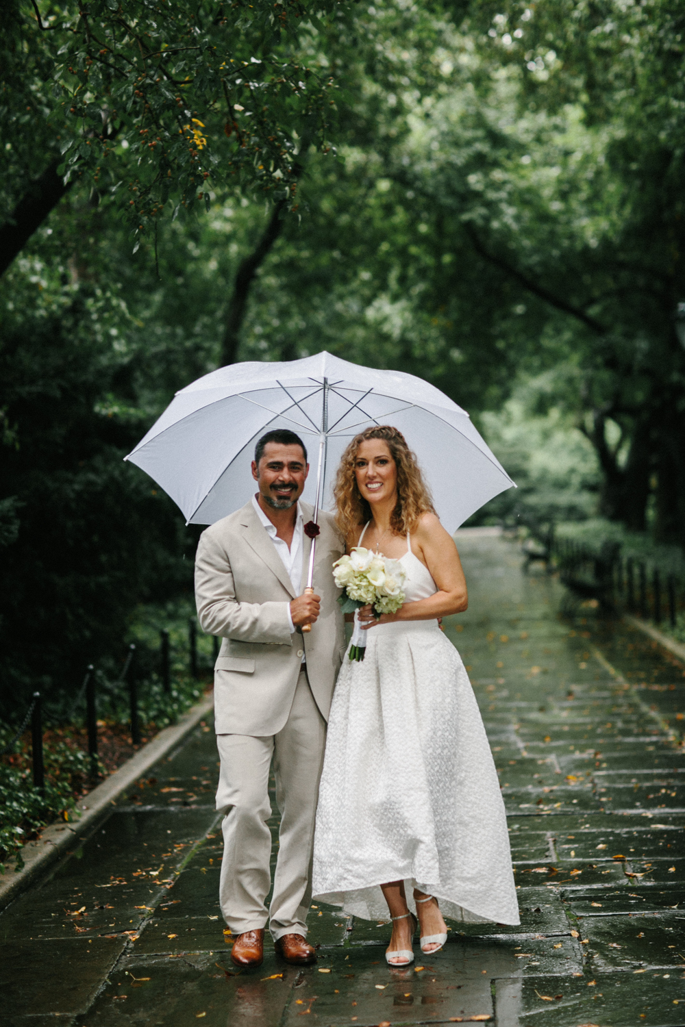 Wedding photography in New York City