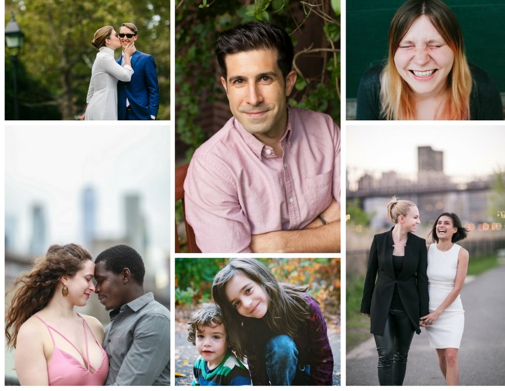 Fall mini sessions for family portraits with Amber Marlow in Central Park. 2017