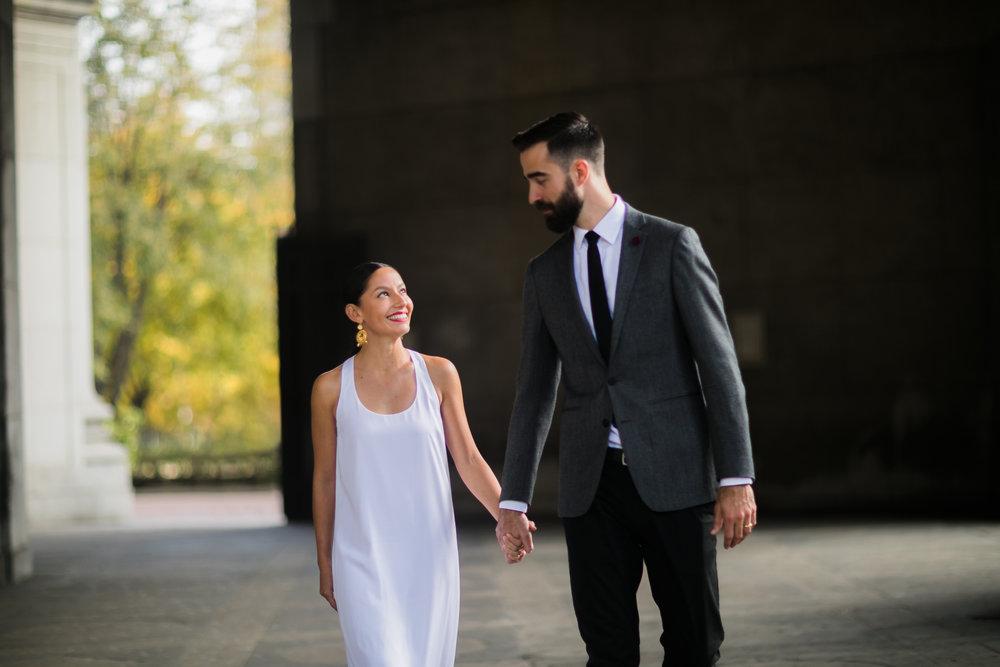 City Hall Wedding Photos NYC
