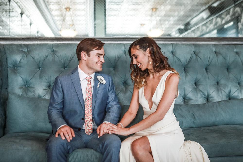 501 Union Wedding Portraits