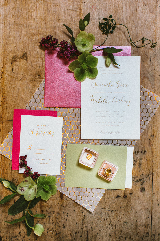 Atelier Roquette Wedding Photos