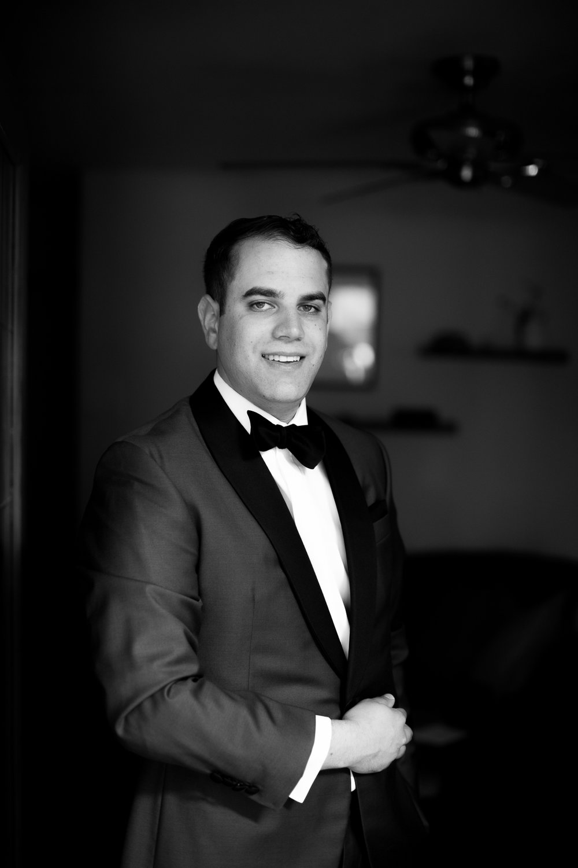 Black tie Wedding in Montauk