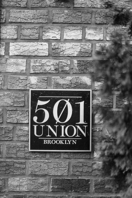 501 Union Wedding Photos in Brooklyn - Luna & Tom's Wedding
