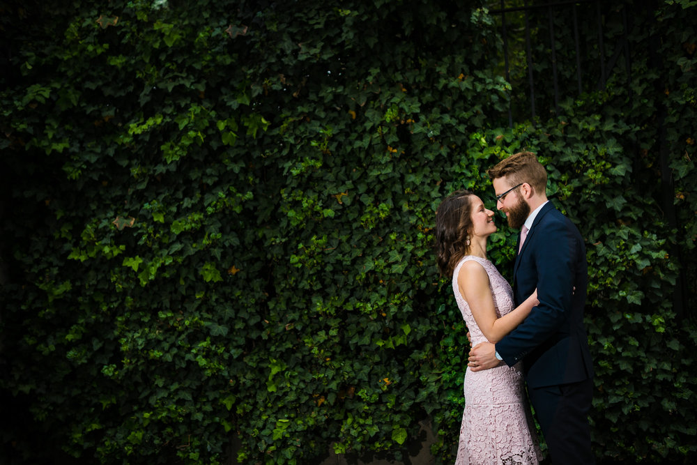 SoHo Engagement Photos