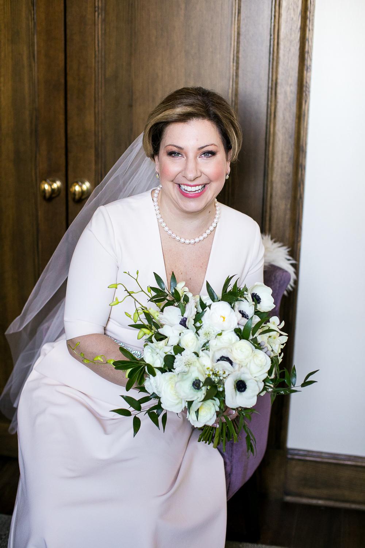 Bride portrait NYC
