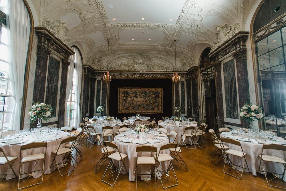Burden Kahn Mansion Wedding