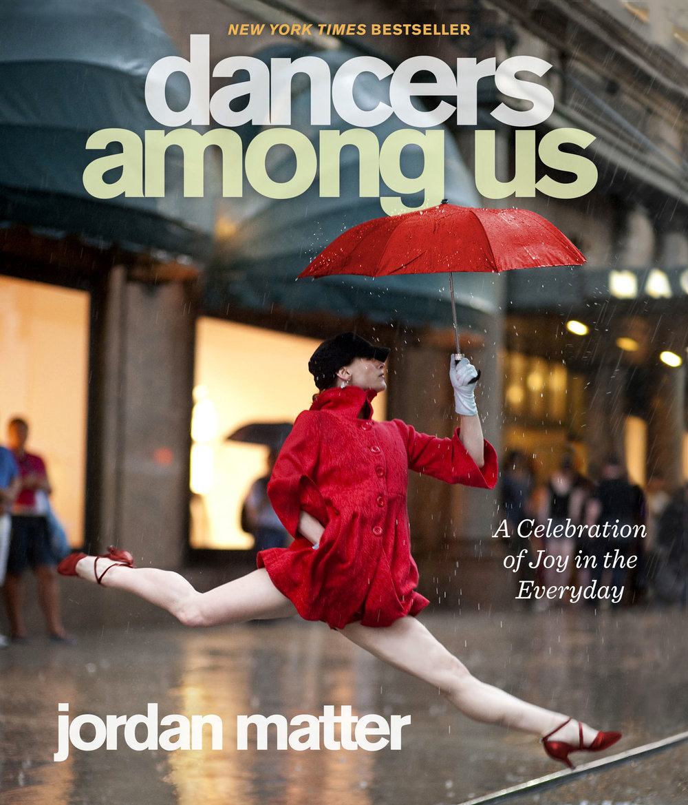Signed copies of New York Times best-selling set of coffee table books - Dancers Among Us and Dancers After DarkValue: PricelessStarting Bid: $100