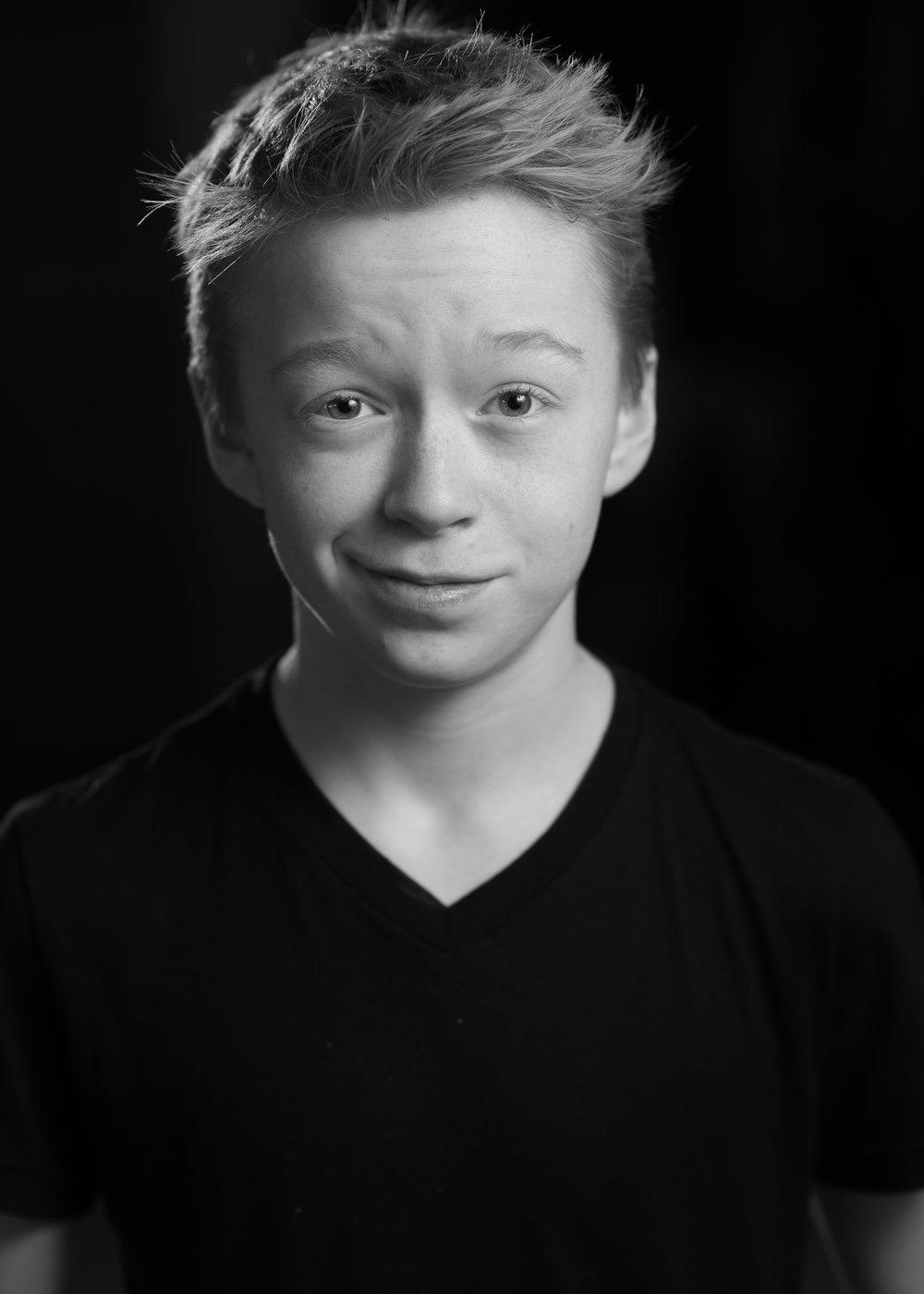 Luke Cambronne  Asher