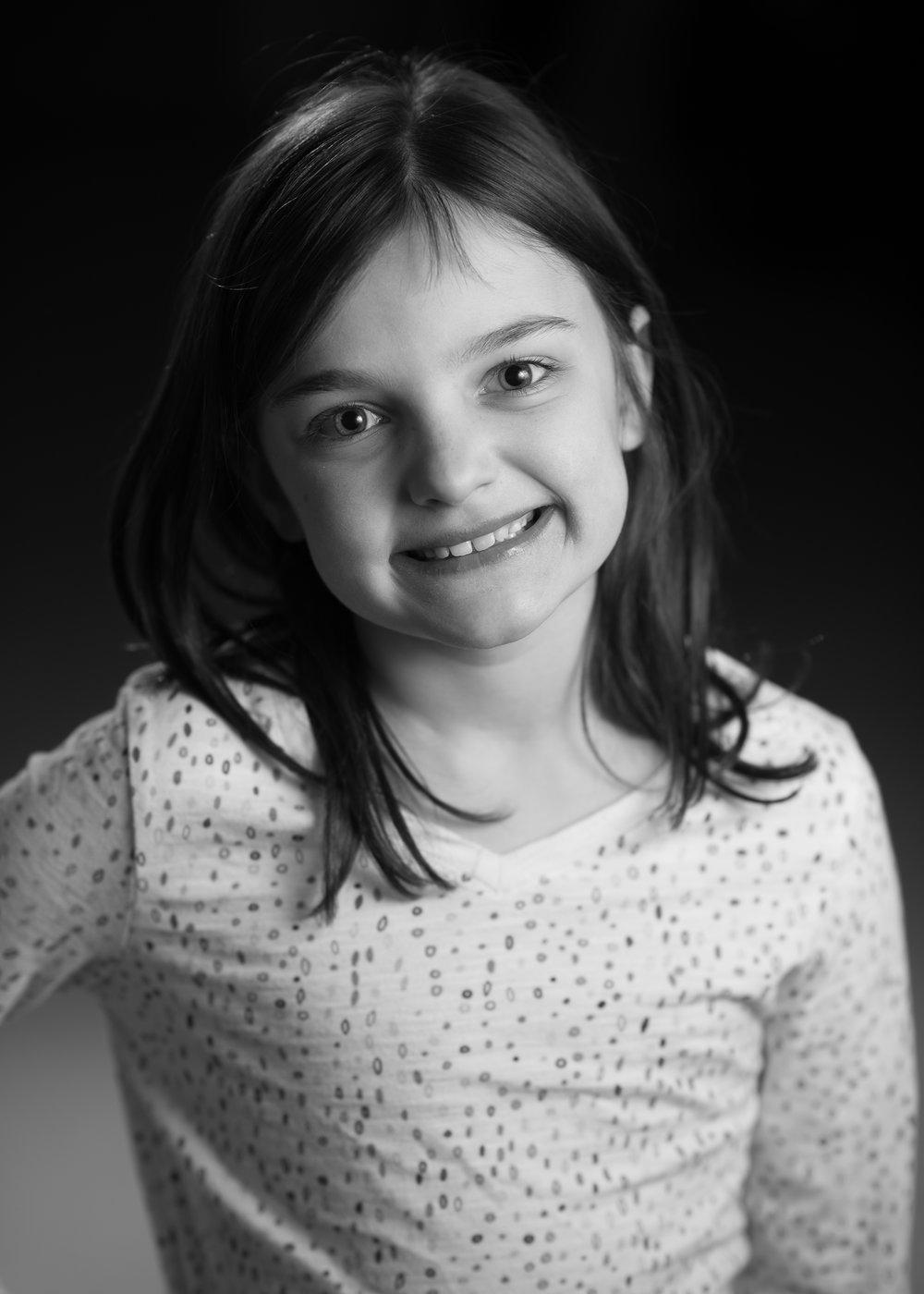 Grace Clark  Children's Choir (Blue)