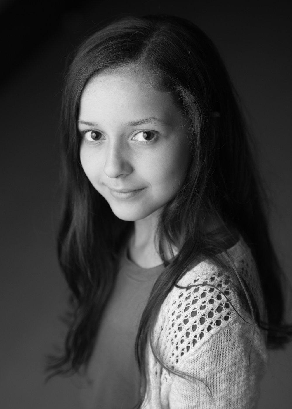 Charlotte Harvieux  Orphan**