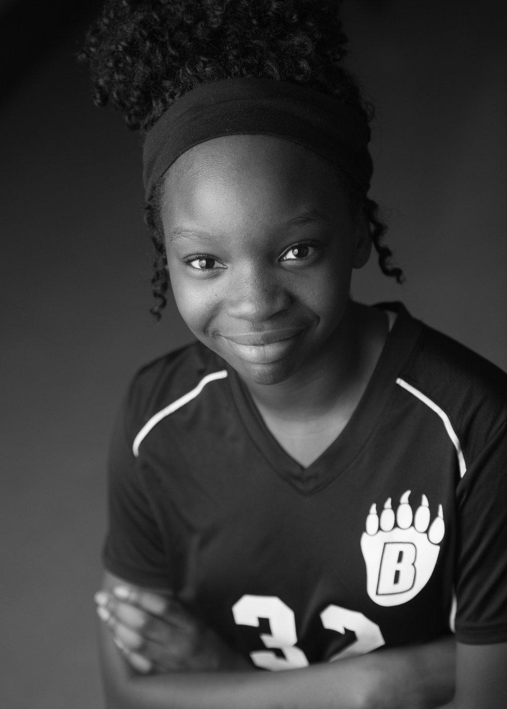 Sanyu Mwassa  Orphan**