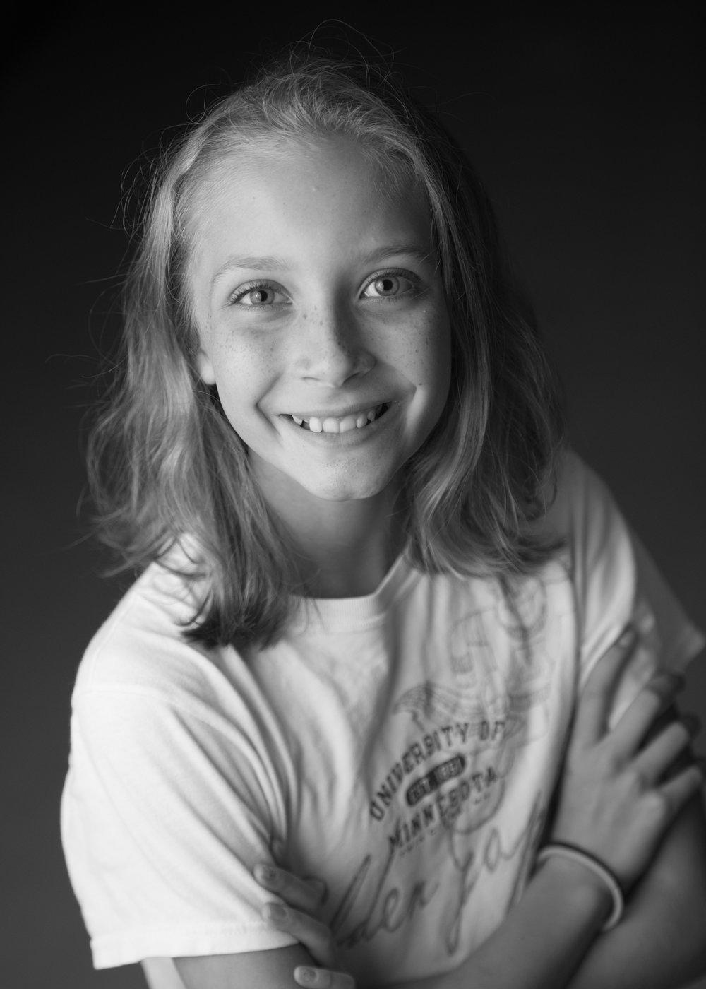 Sophia Volkmann  Orphan**