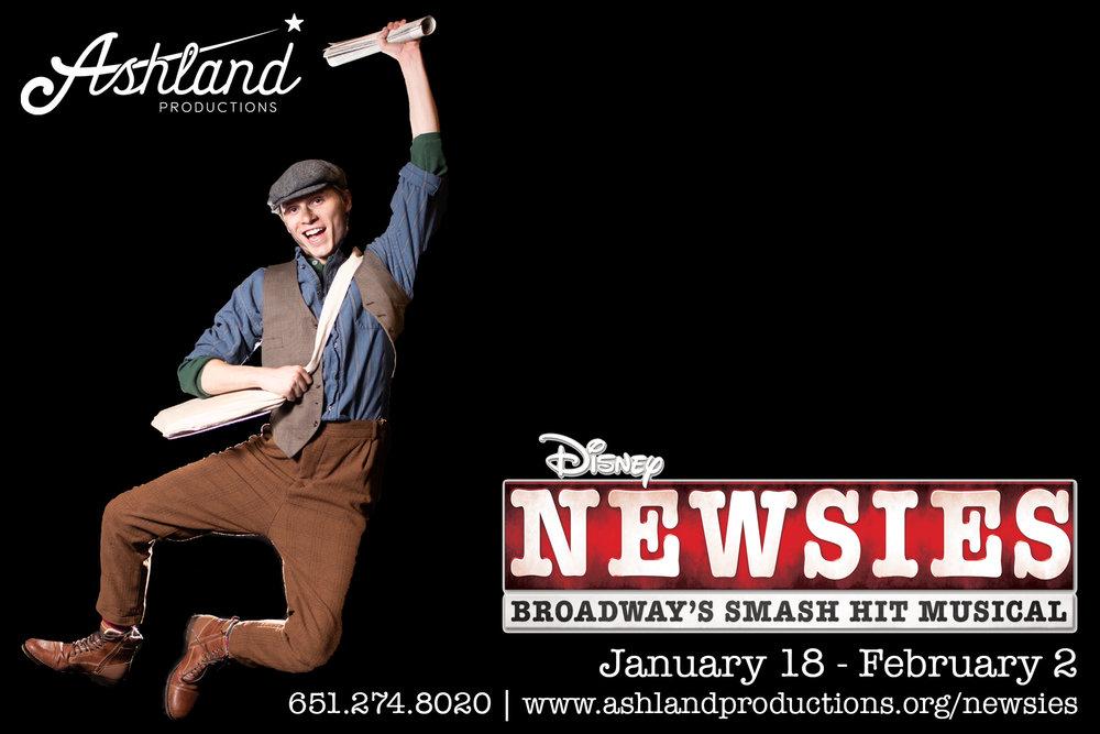 NEWSIES Tickets On Sale!