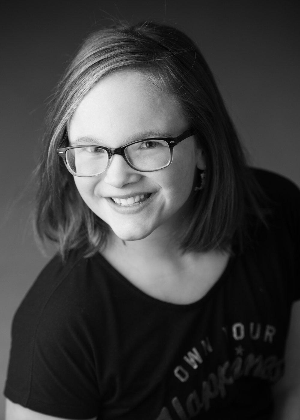 Katelyn Hoppe  Karate Kid